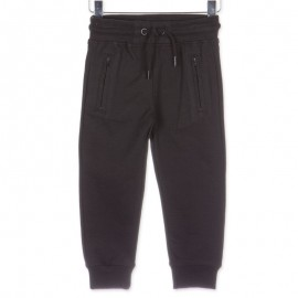 Losan spodnie chłopięce kolor czarny 825-6038AC