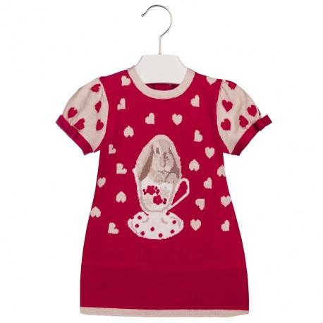 Sukienka Mayoral 2978 czerwona