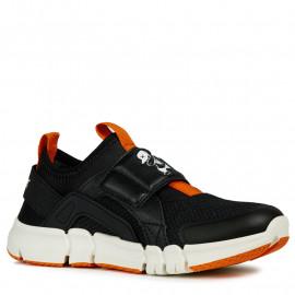 Geox adidasy chłopięce kolor czarny J929BD-014BU-C9999