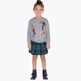 Mayoral 4914-11 Spódnica dziewczęca kolor Granat