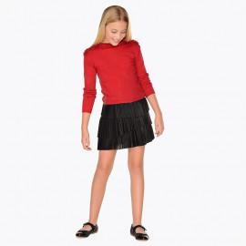 Mayoral 7902-83 Spódnica dziewczęca kolor Czarny