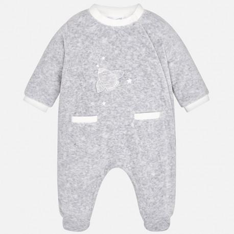 Mayoral 2726-83 piżamka chłopięca kolor szary
