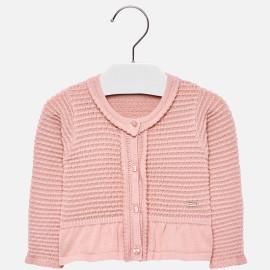 Mayoral 2336-47 Sweter dziewczęcy kolor róż