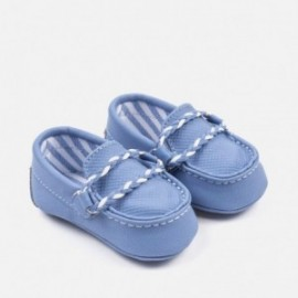 Mayoral 9037-17 Mokasyny chłopięce kolor niebieski
