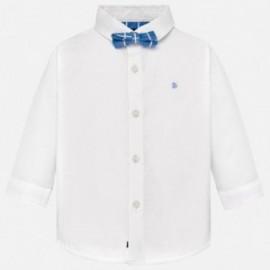 Mayoral 1132-90 Koszula chłopięca kolor biały