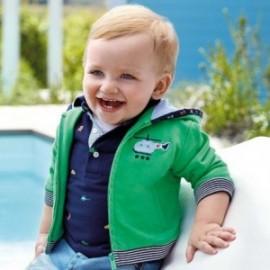 Mayoral 1432-33 Bluza chłopięca kolor Zielony