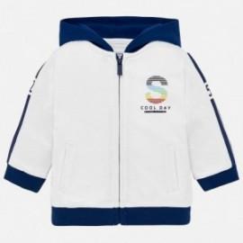 Mayoral 1435-18 Bluza chłopięca kolor Biały