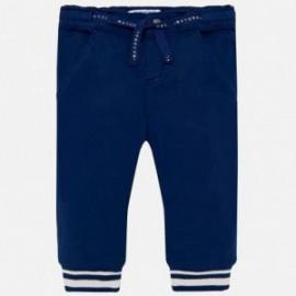 Mayoral 1528-93 Spodnie chłopięce kolor niebieski