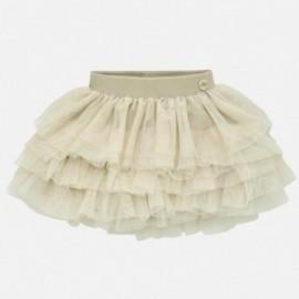 Mayoral 1901-55 Spódnica dziewczęca kolor Szampan