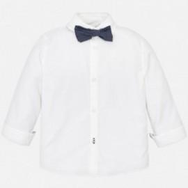 Mayoral 3139-63 Koszula chłopięca kolor biały