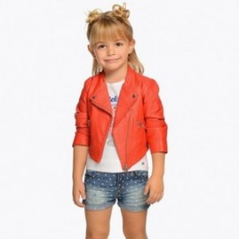 Mayoral 3204-5 Szorty jeans dziewczęce kolor granat
