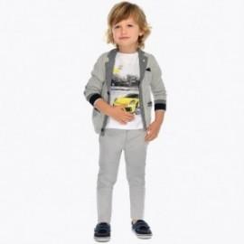Mayoral 3513-38 Spodnie chłopięce kolor szary