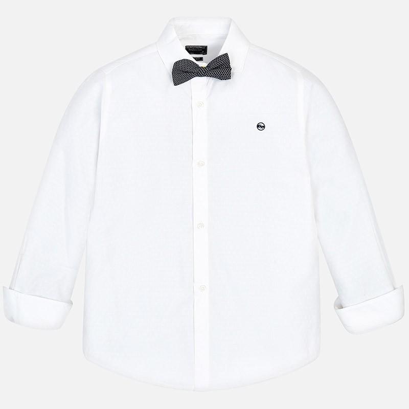 Mayoral 6131-14 Koszula chłopięca kolor biały