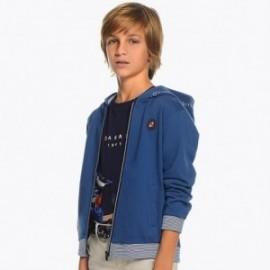 Mayoral 6425-34 Bluza chłopięca kolor niebieski