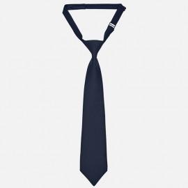 Mayoral 10608-65 Krawat chłopięcy kolor granat