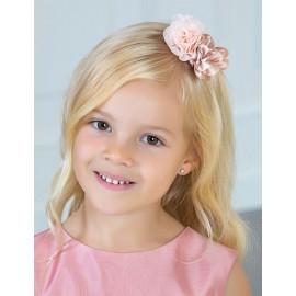 Abel & Lula 5411-5 Spinka do włosów dziewczęca kolor morelowy