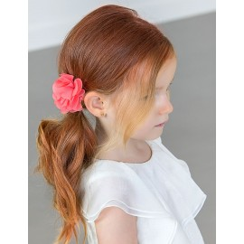 Abel & Lula 5412-72 Spinka do włosów dziewczęca kolor czerwony