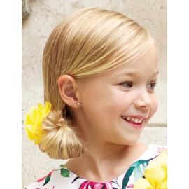 Abel & Lula 5412-73 Spinka do włosów dziewczęca kolor żółty
