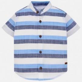 Mayoral 1129-31 Koszula chłopięca kolor niebieski