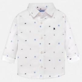 Mayoral 1131-90 Koszula chłopięca kolor biały