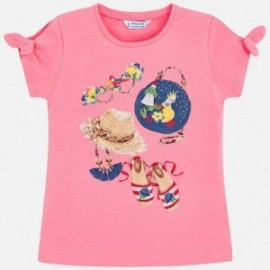 Mayoral 3009-43 Koszulka dziecięca kolor róż