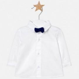 Mayoral 1106-59 Koszula chłopięca kolor biały