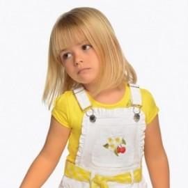 Mayoral 174-84 Koszulka dziewczęca kolor żółty