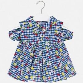 Mayoral 3108-60 Bluzka dziewczęca kolor niebieski