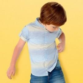 Mayoral 3135-88 Koszula chłopięca kolor beż