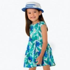 Mayoral 3920-33 Sukienka dziewczęca kolor niebieski