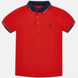 Mayoral 6119-42 Polo chłopięce kolor czerwony