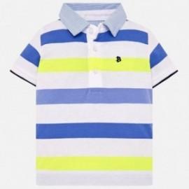 Mayoral 1115-68 Koszulka chłopięca kolor lawendowy