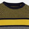 Mayoral 4300-37 Sweter chłopięcy kolor żółty