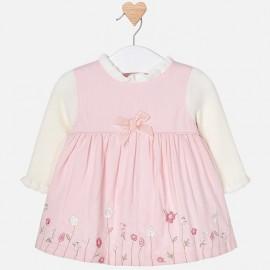 Mayoral 2834-58 Sukienka dziecięca kolor róż