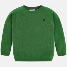 Mayoral 323-84 Sweter chłopięcy zielony