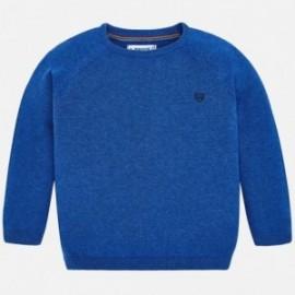 Mayoral 323-86 Sweter chłopięcy niebieski