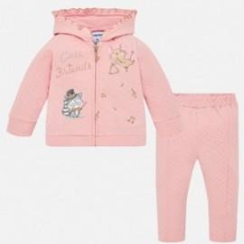 Mayoral 2888-81 Dres dziewczęcy kolor różowy