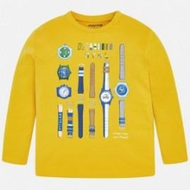 Mayoral 4014-55 Koszulka chłopięca kolor złoty