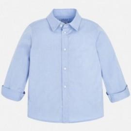 Mayoral 4142-90 Koszula chłopięca błękitna