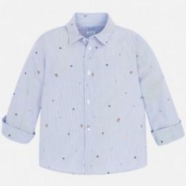 Mayoral 4142-89 Koszula chłopięca niebieska