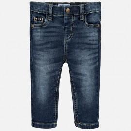 Mayoral 1525-84 Spodnie jeans soft kolor Ciemny