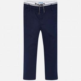 Mayoral 3513-40 Spodnie klasyczne kolor Granatowy