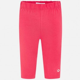 Mayoral 723-27 Leginsy basic krótkie kolor Różowy