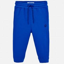 Mayoral 711-62 spodnie dresowe chłopięce kolor niebieski