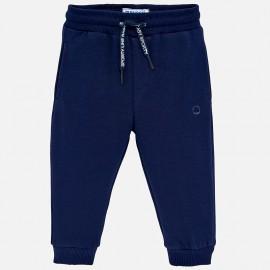 Mayoral 711-65 spodnie dresowe chłopięce kolor granat