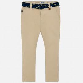 Mayoral 3516-60 Spodnie chłopięce kolor beż