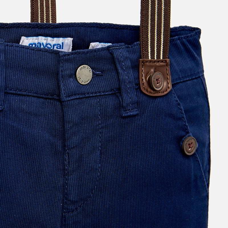 Mayoral 1524 39 Spodnie chłopięce kolor granat