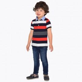 Mayoral 3515-83 Spodnie chłopięce jeans kolor granat