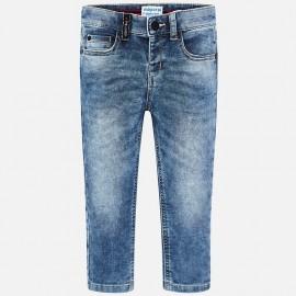Mayoral 3515-84 Spodnie chłopięce jeans niebieskie