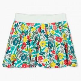 Boboli spódnica dla dziewczyny kolorowa 407090-9025